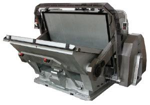 Platten-Press-Die-Cutting